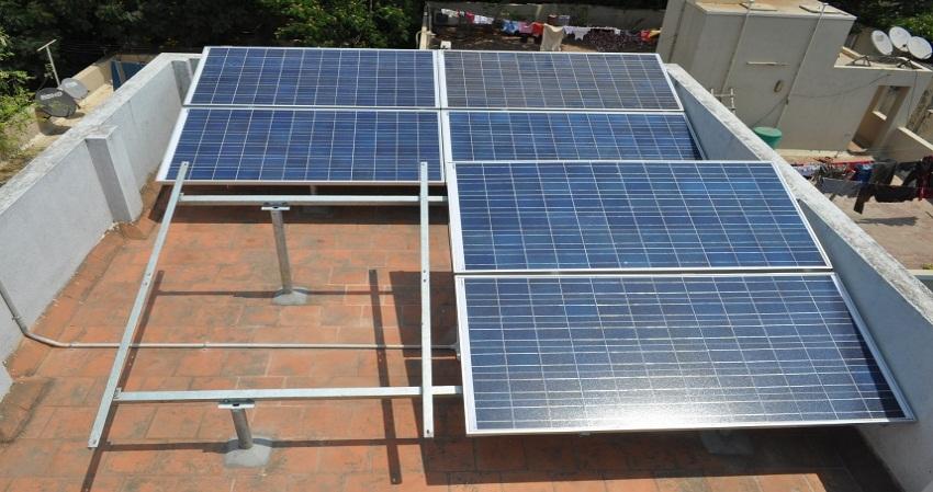 Types of home solar generators
